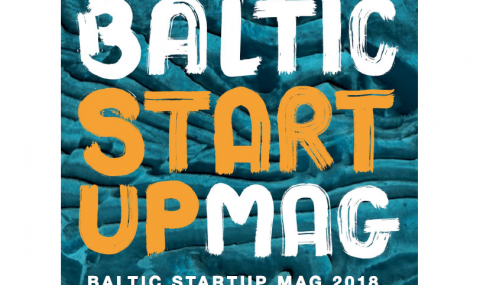 BALTIC STARTUP MAG 2018